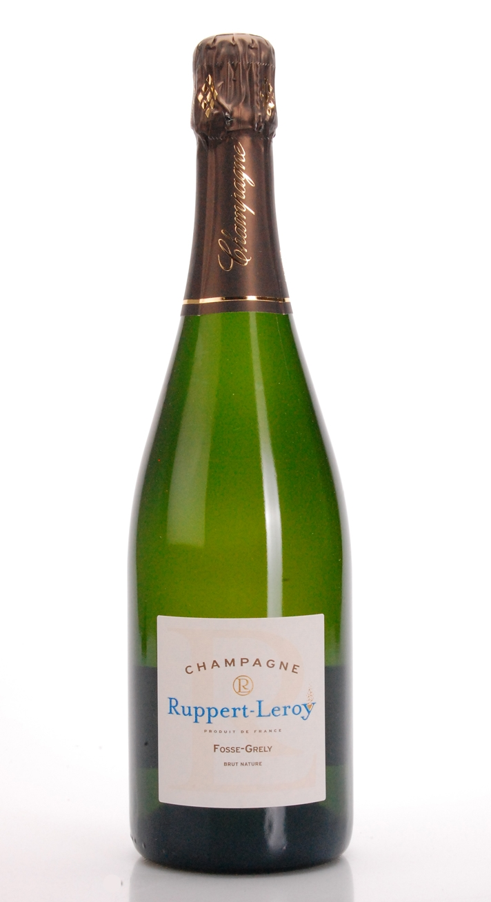 CHAMPAGNE FOSSE-GRELY BRUT RUPPERT LEROY