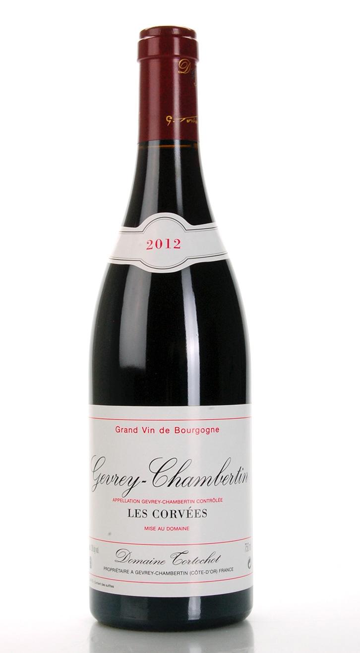 GEVREY-CHAMBERTIN LES CORVÉES AOC 2012 DOMAINE TORTOCHOT