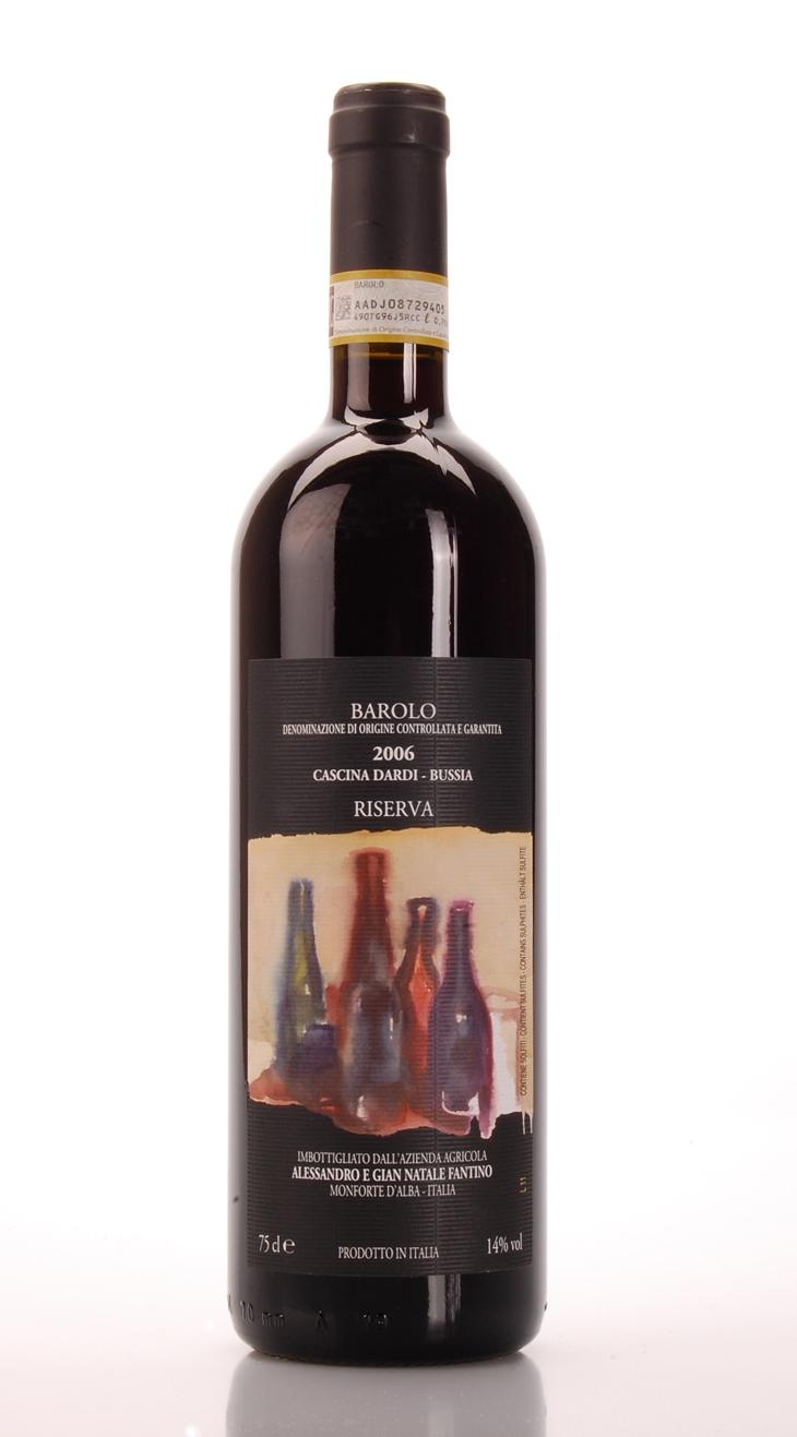 BAROLO RISERVA CASCINA DARDI BUSSIA DOCG 2006 Alessandro e Gian Natale Fantino