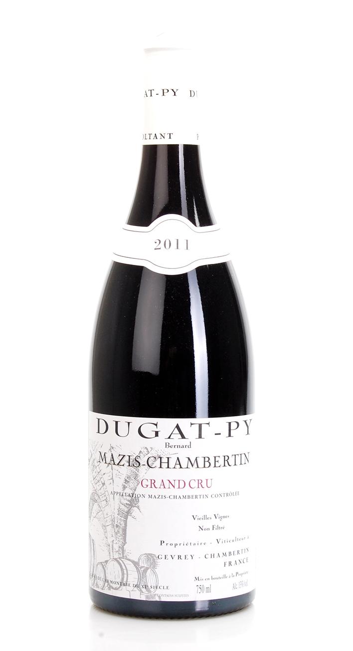 MAZIS-CHAMBERTIN Grand cru AOC 2011 Dugat-Py