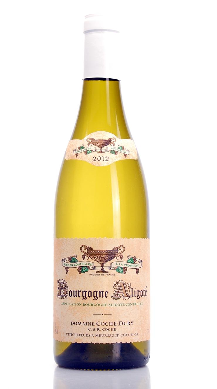 BOURGOGNE ALIGOTè AOC 2012 COCHE-DURY