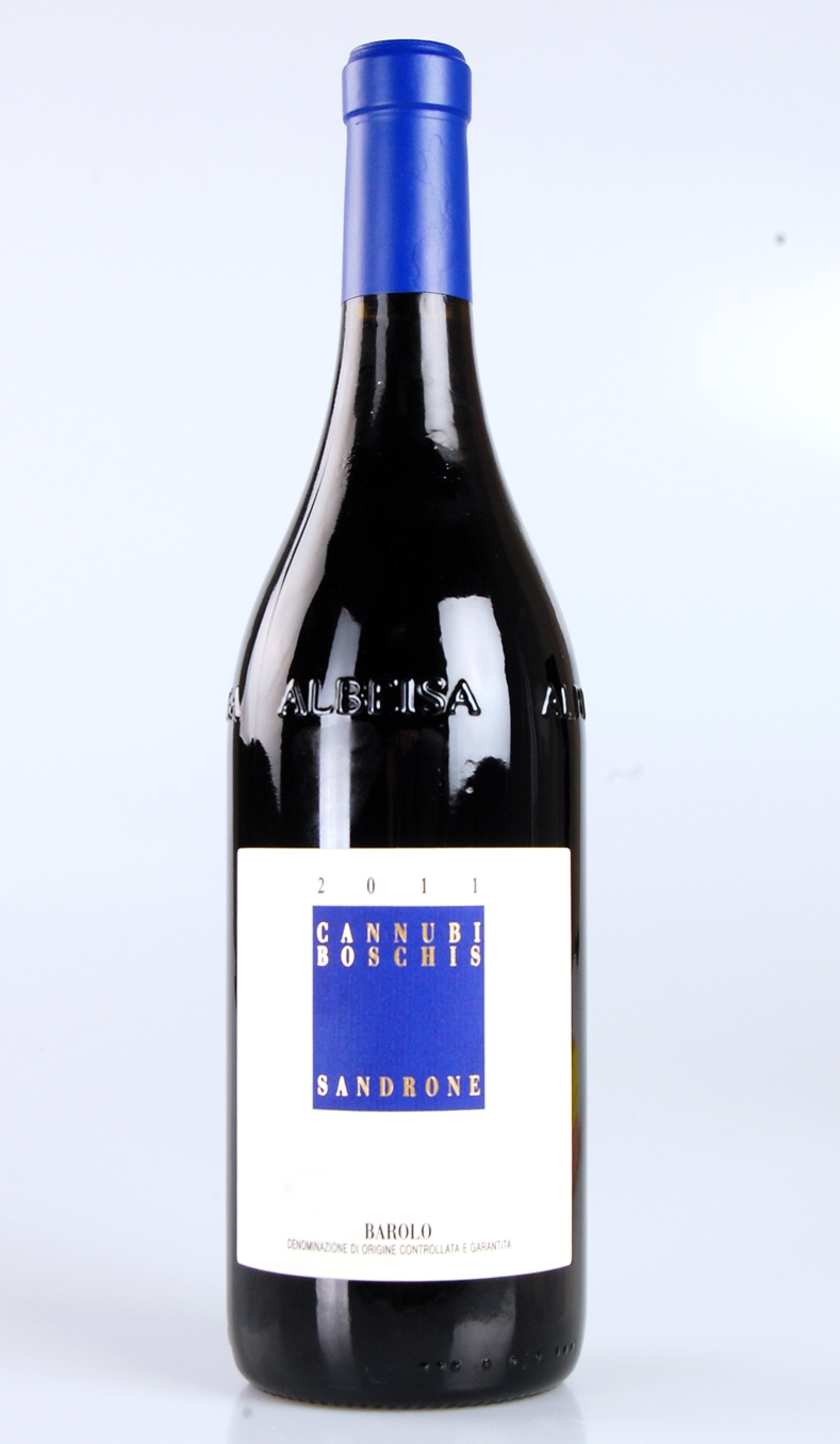 BAROLO CANNUBI BOSCHIS DOCG 2011 SANDRONE
