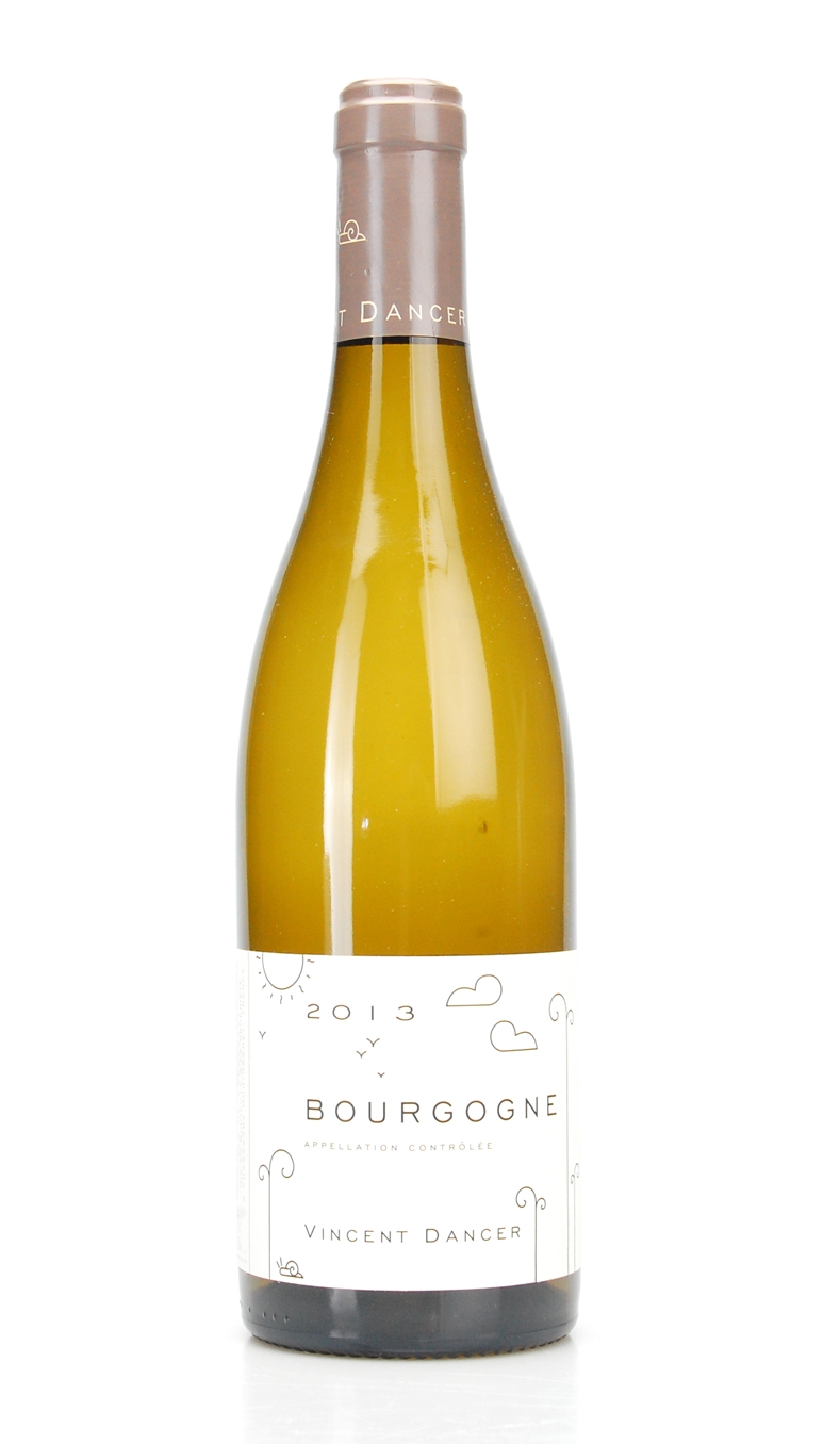BOURGOGNE BLANC AOC 2013 VINCENT DANCER