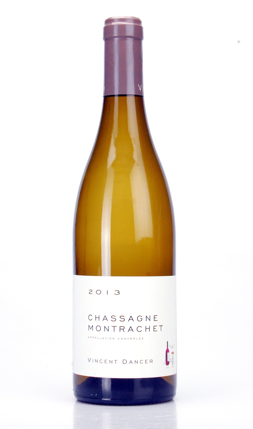 CHASSAGNE MONTRACHET VILLAGE AOC 2013 VINCENT DANCER
