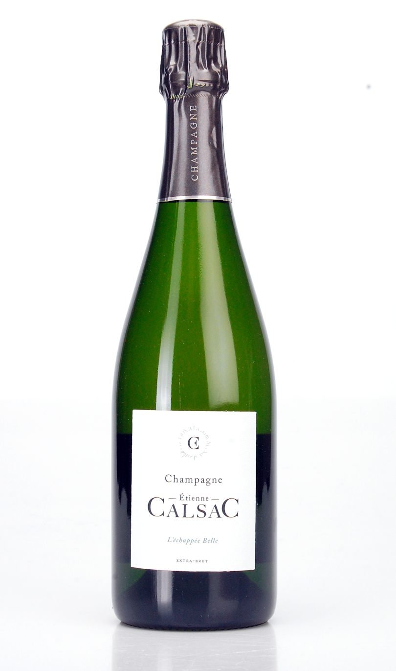 CHAMPAGNE L ECHAPEE BELLE EXTRA BRUT ETIENNE CALSAC