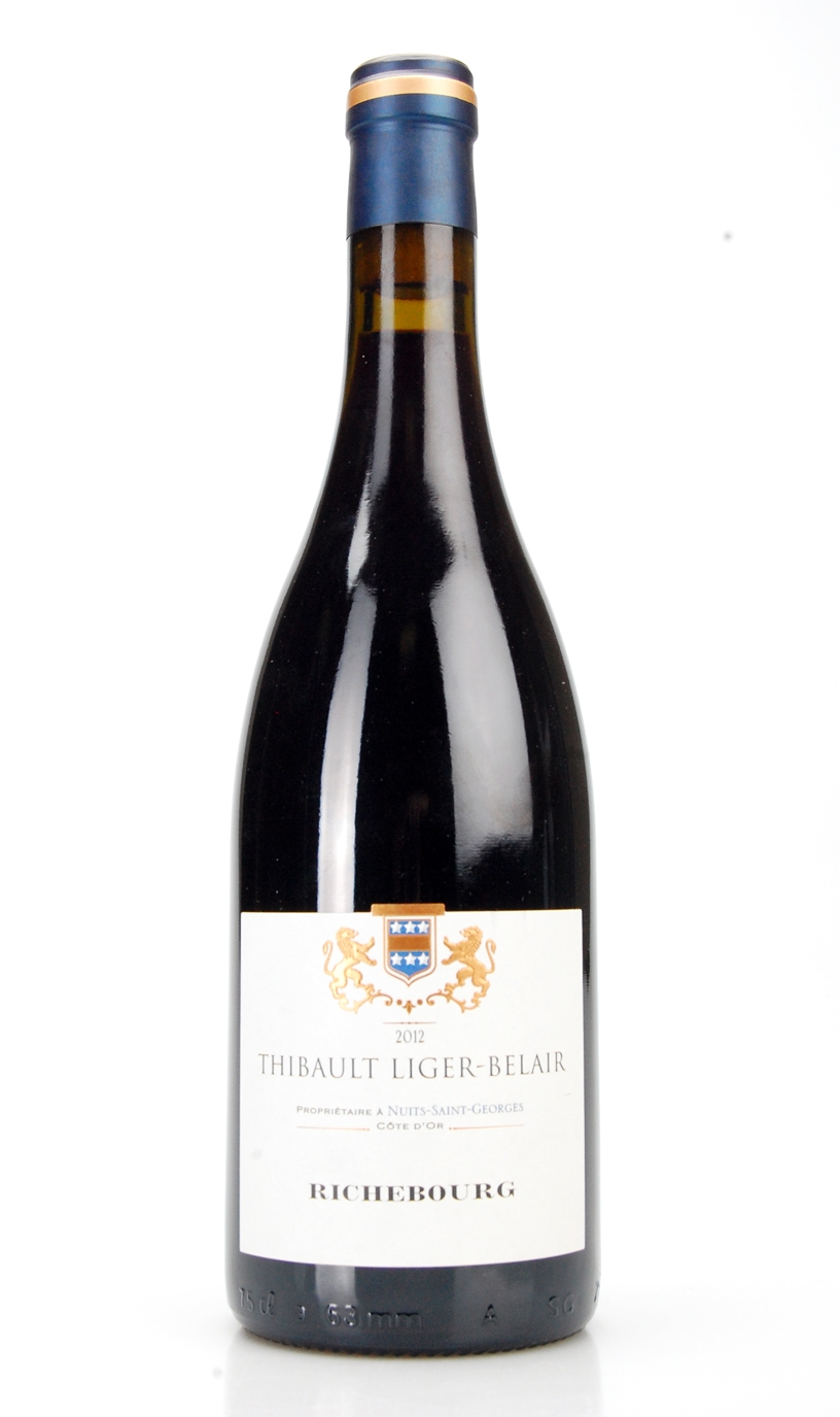 RICHEBOURG GRAND CRU AOC 2012 THIBAULT LIGIER-BELAIR