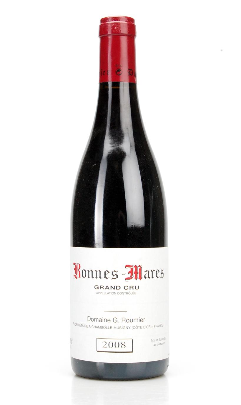 BONNES MARES GRAND CRU AOC 2008 DOMAINE GEORGES ROUMIER