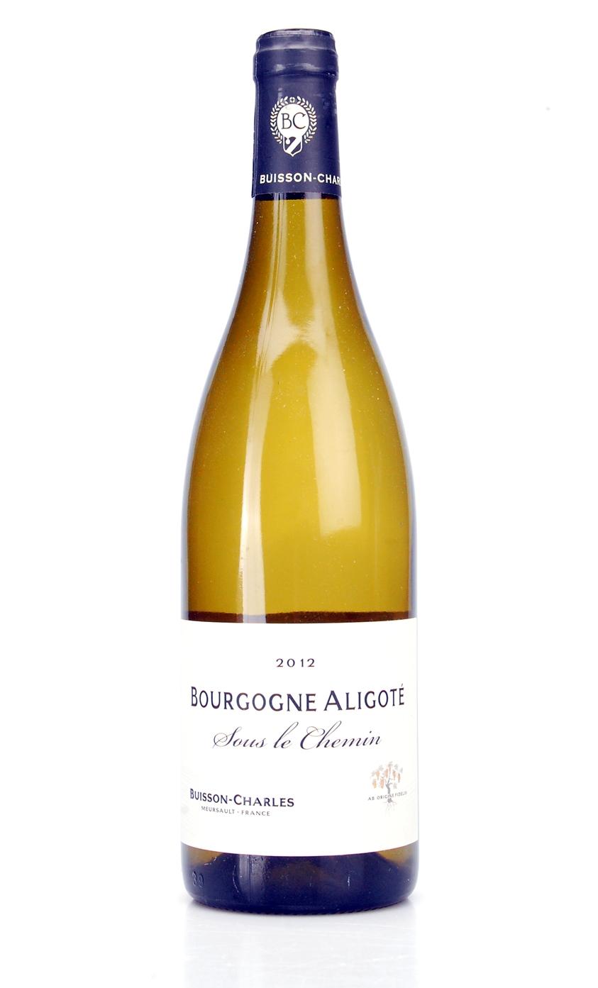 BOURGOGNE ALIGOTE' AOC 2012 DOMAINE BUISSON CHARLES