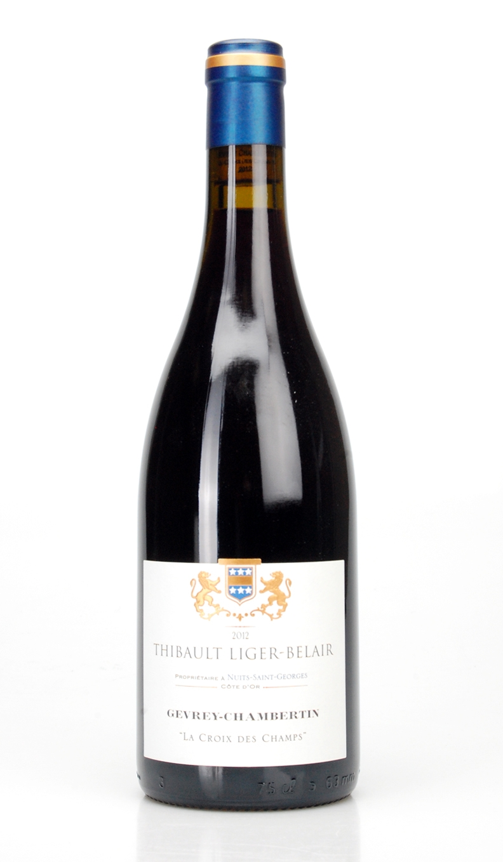 GEVREY-CHAMBERTIN LA CROIX DES CHAMPS AOC 2012 THIBAULT LIGIER-BELAIR