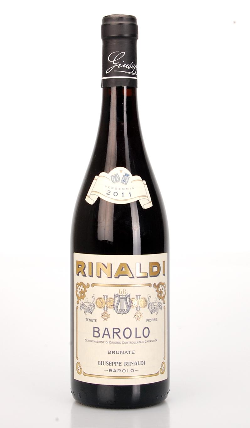 BAROLO BRUNATE DOCG 2011 Rinaldi Giuseppe