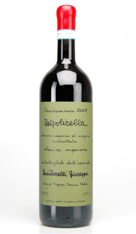 VALPOLICELLA CLASSICO SUPERIORE DOC 2007 MAGNUM QUINTARELLI