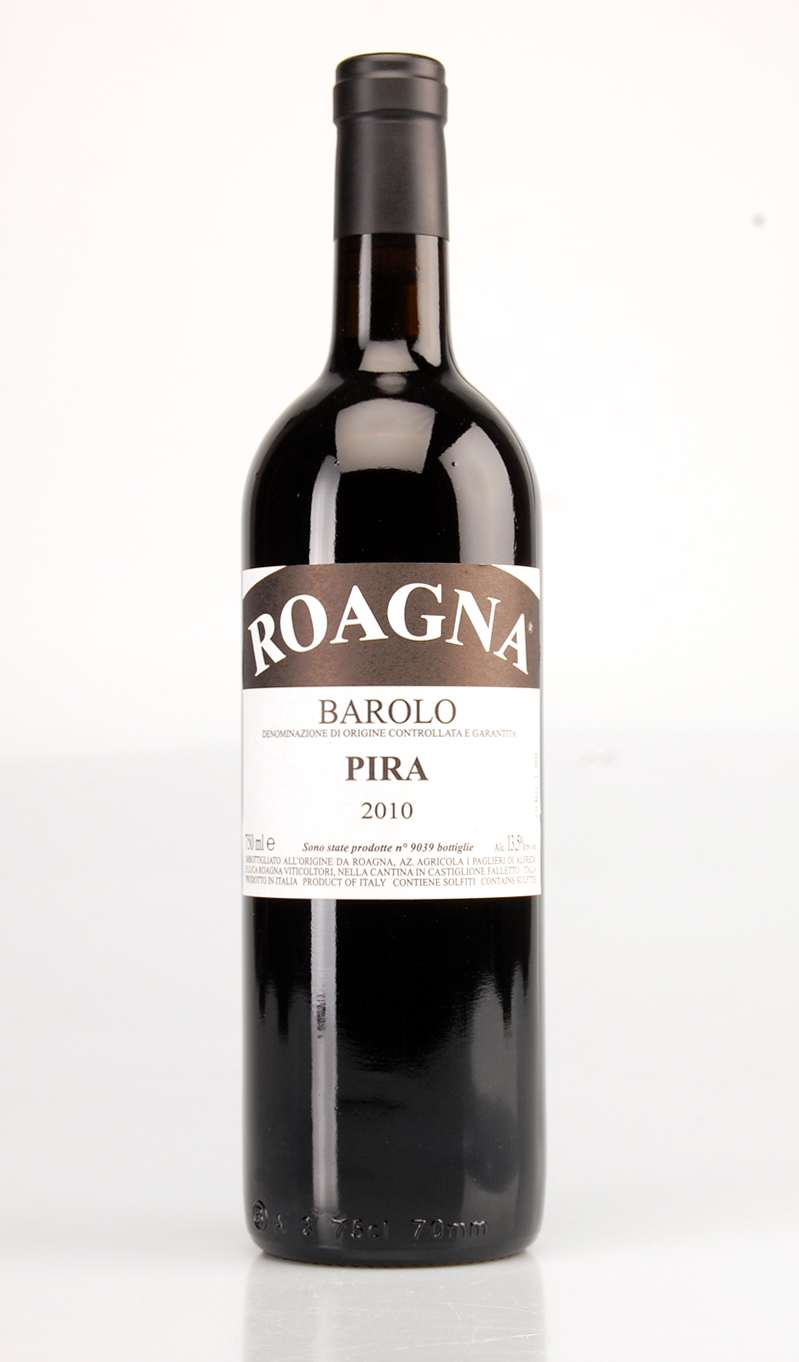 BAROLO PIRA DOCG 2010 ROAGNA