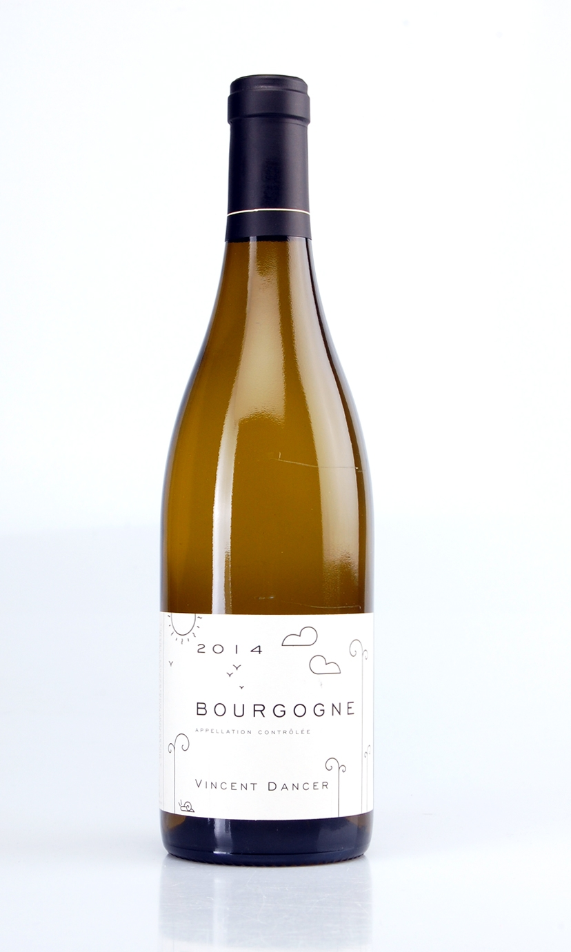 BOURGOGNE BLANC AOC 2014 VINCENT DANCER