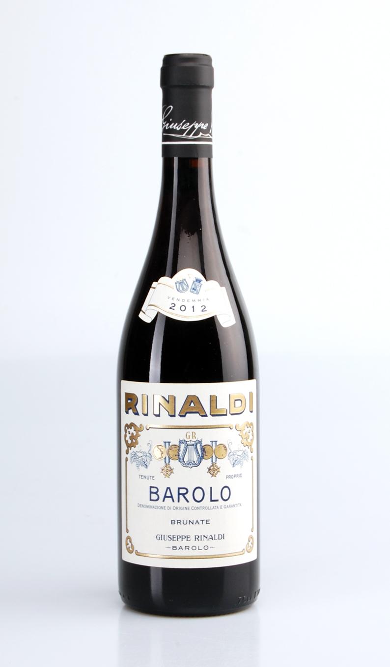 BAROLO BRUNATE DOCG 2012 Rinaldi Giuseppe