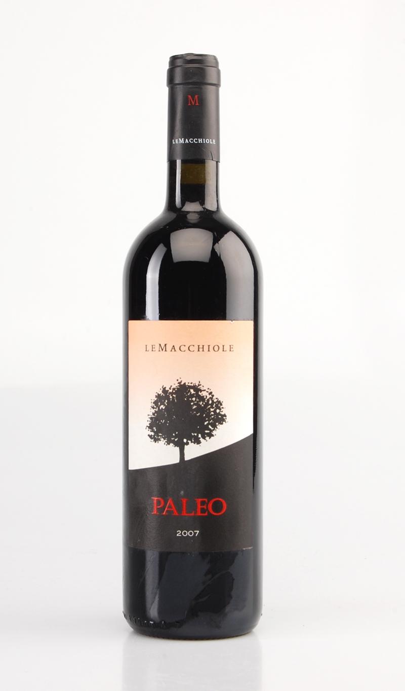 PALEO ROSSO TOSCANA IGT 2007 Le Macchiole