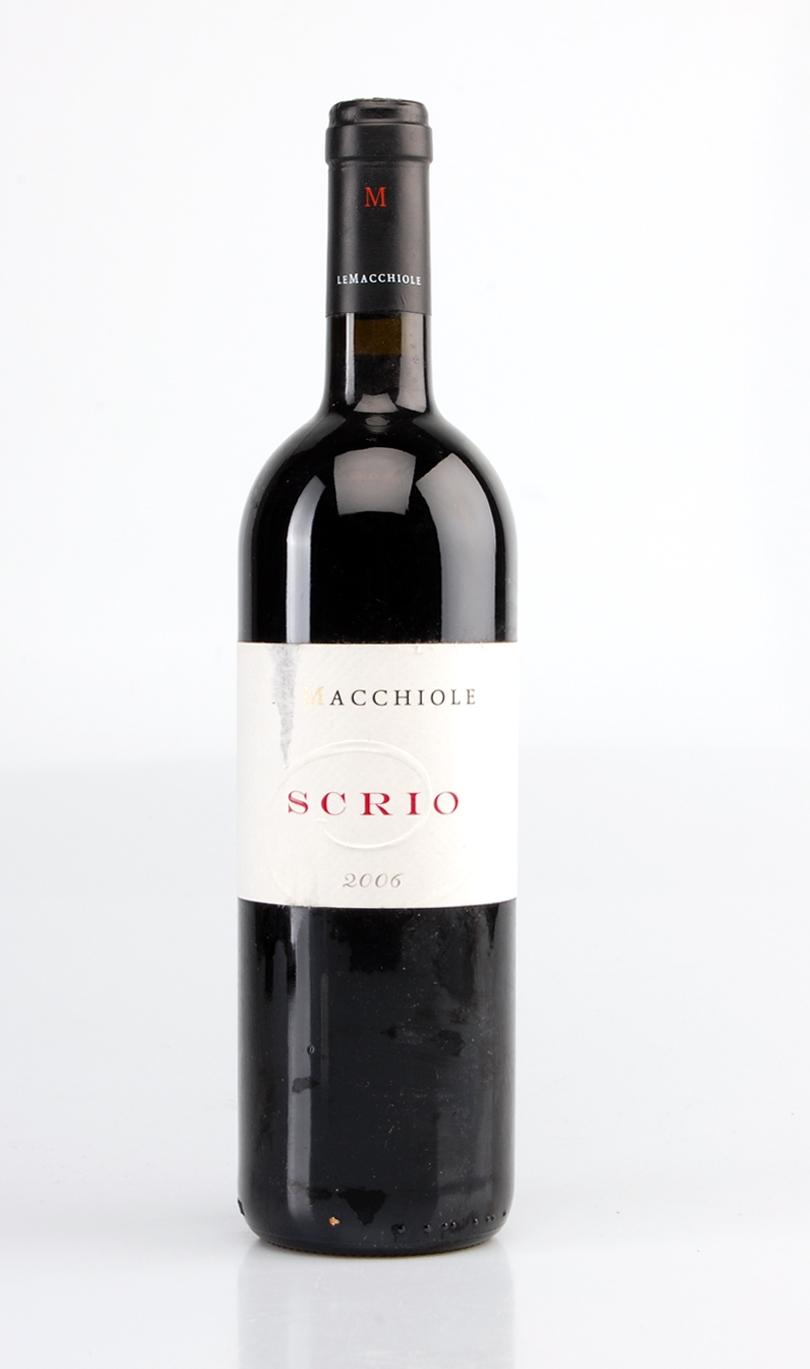 SCRIO TOSCANA IGT 2006 Le Macchiole