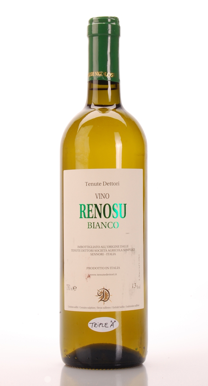 RENOSU BIANCO TENUTE DETTORI