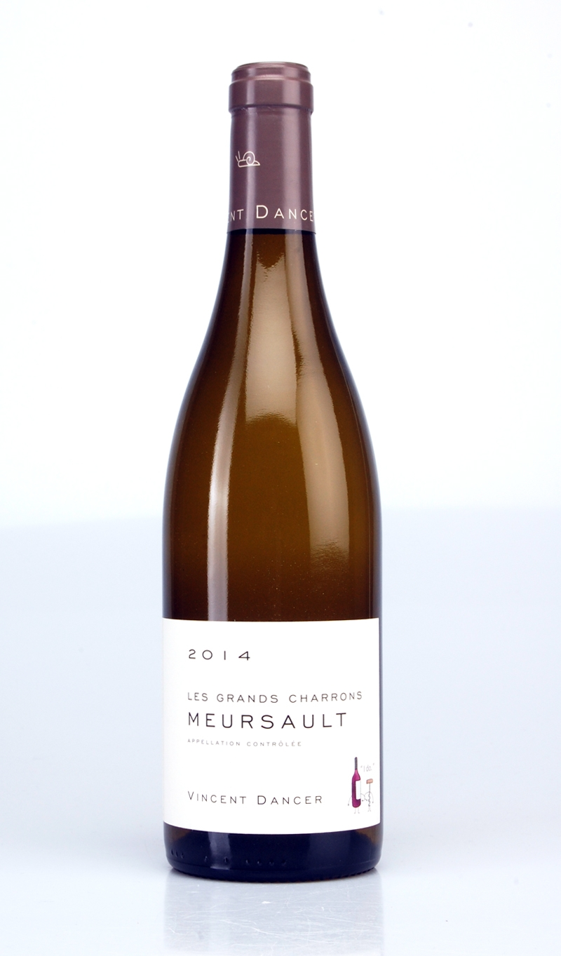 MEURSAULT LES GRANDS CHARRONS  AOC 2014 VINCENT DANCER