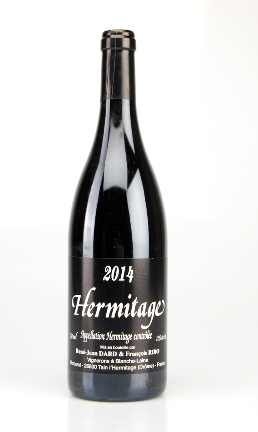 HERMITAGE ROUGE AOC 2014 DOMAINE DARD & RIBO