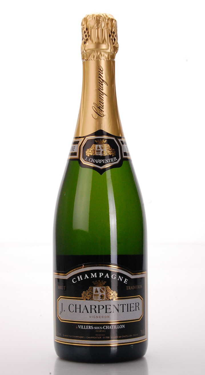 CHAMPAGNE TRADITION BRUT JACKY CHARPENTIER