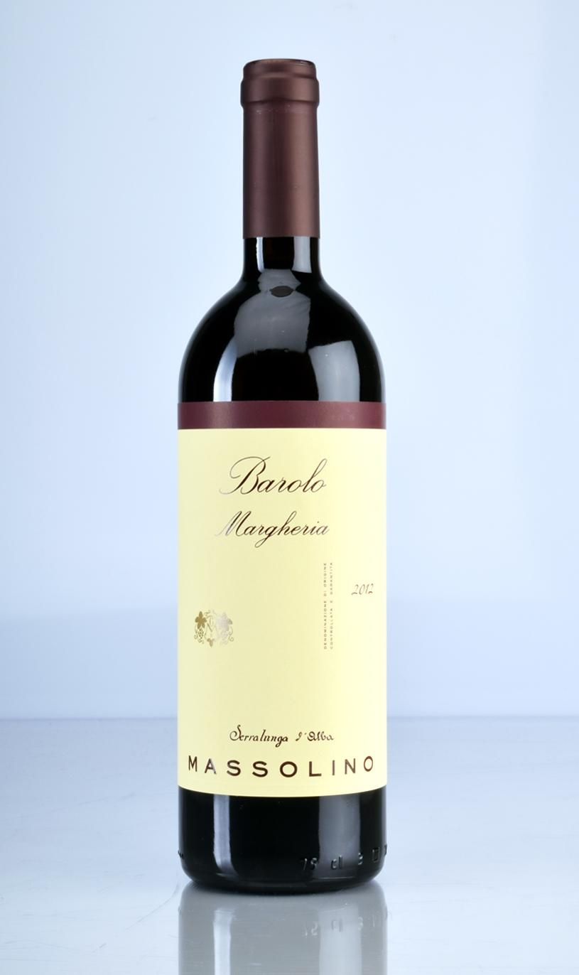 BAROLO MARGHERIA DOCG 2012 MASSOLINO