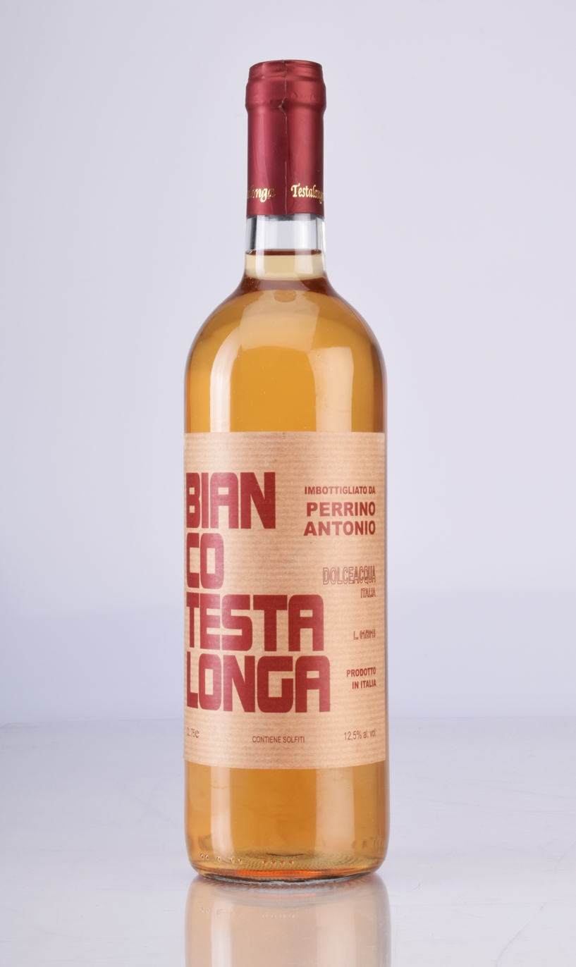 BIANCO TESTALONGA VDT 2015 TESTALONGA - NINO PERRINO
