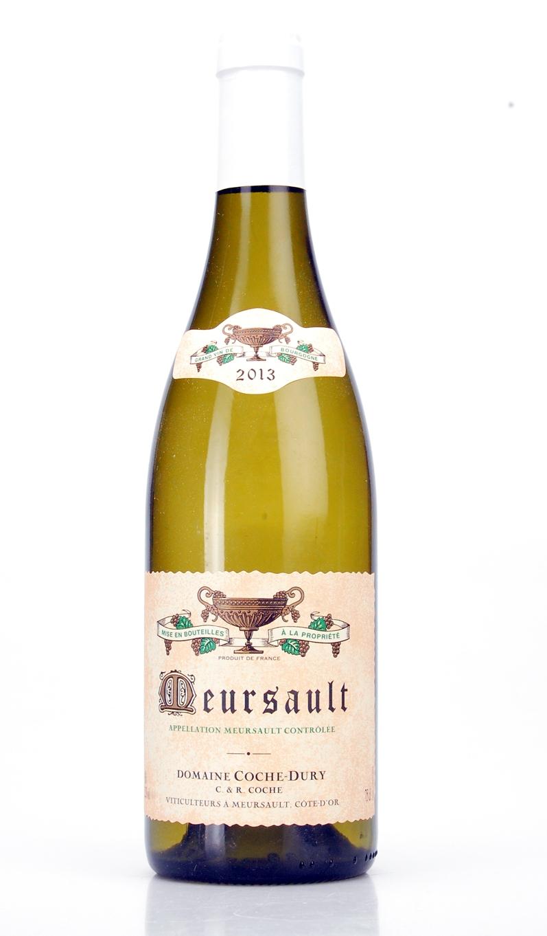 MEURSAULT AOC 2013 COCHE-DURY