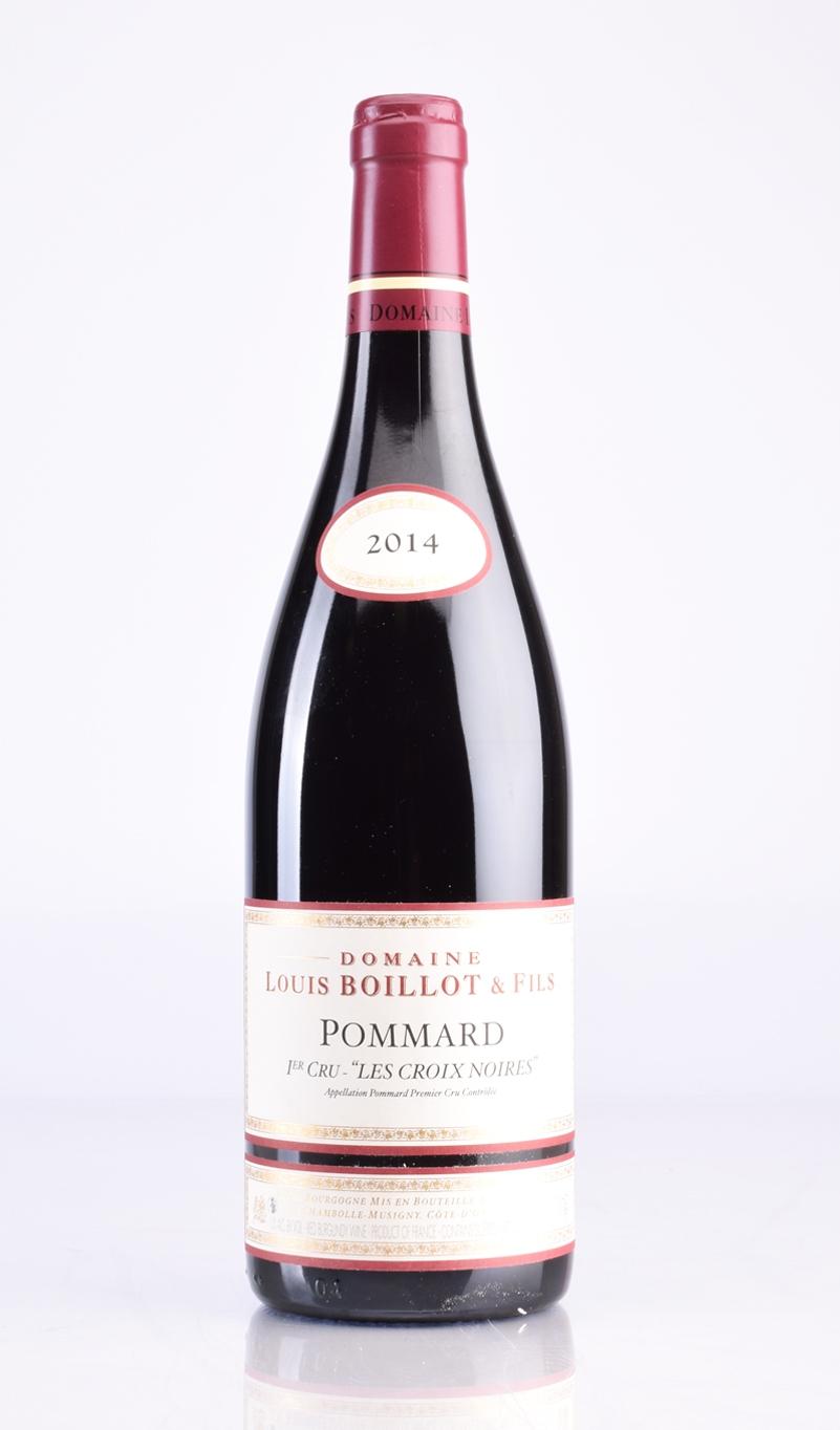 POMMARD 1ER LES CROIX NOIRES AOC 2010 DOMAINE LOUIS BOILLOT