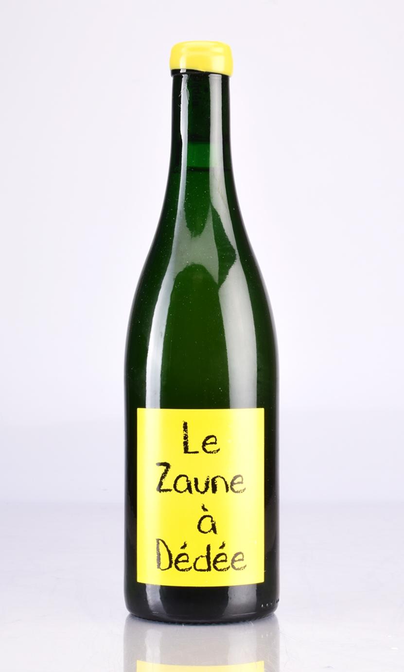 LE ZAUNE A DEDEE VIN DE FRANCE AOC (2015)  ANNE ET JEAN FRANCOIS GANEVAT