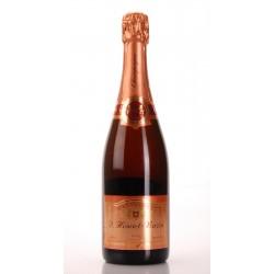 CHAMPAGNE cuvèe rosè grand cru brut Henriet-Bazin