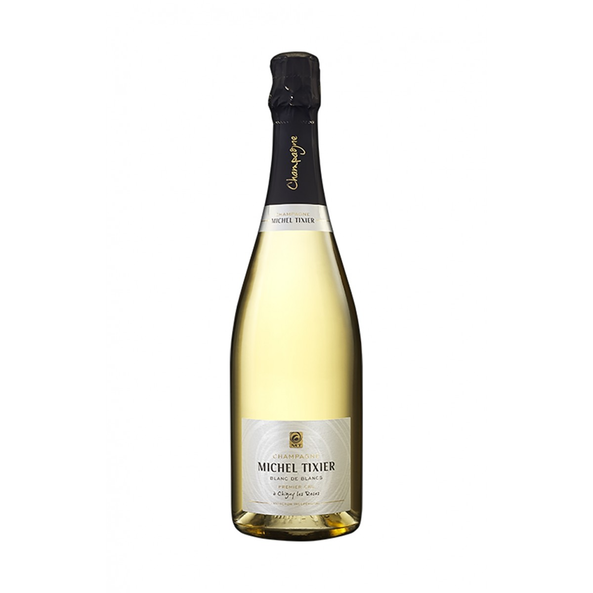 Champagne Brut Blanc de Blancs 1er Cru - Michel Tixier
