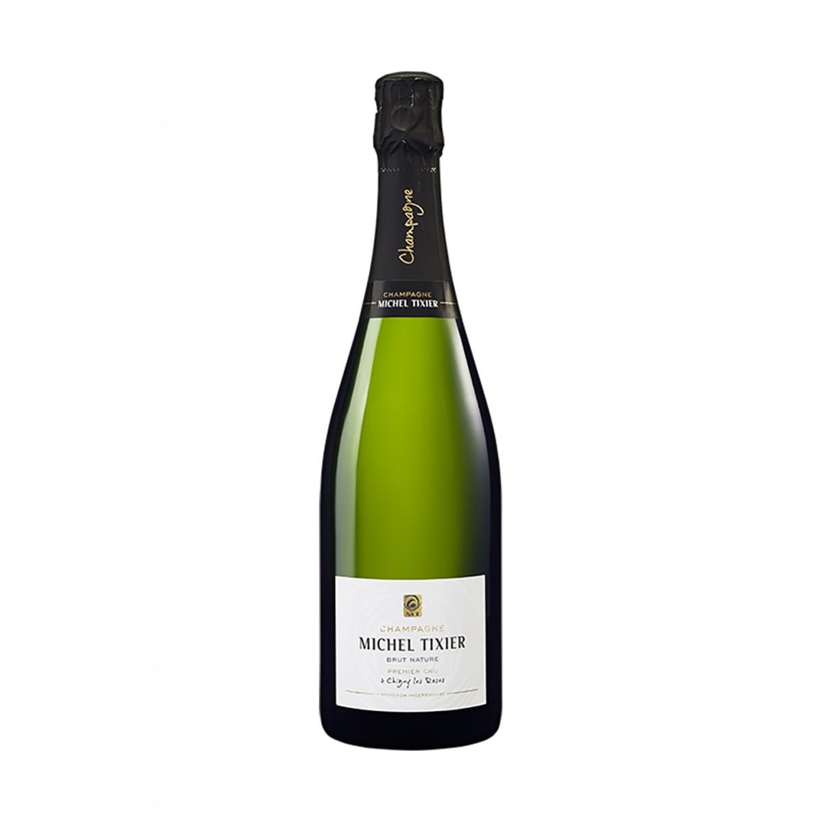 Champagne Brut Nature 1er Cru - Michel Tixier