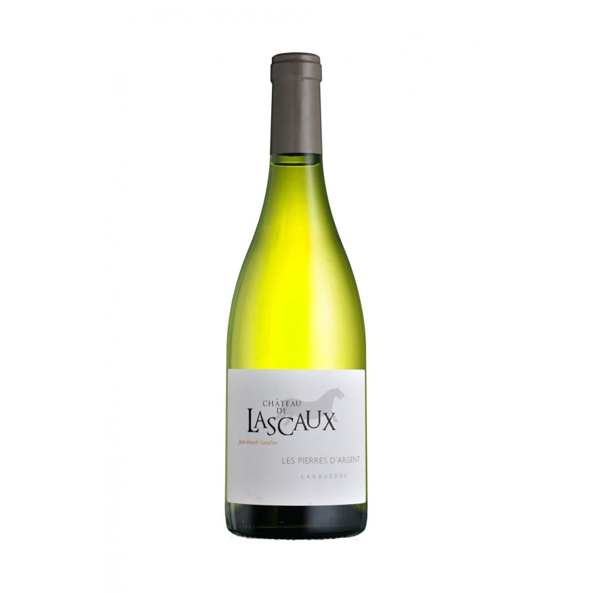 Les Pierres d'Argent Blanc 2012 - Château de Lascaux