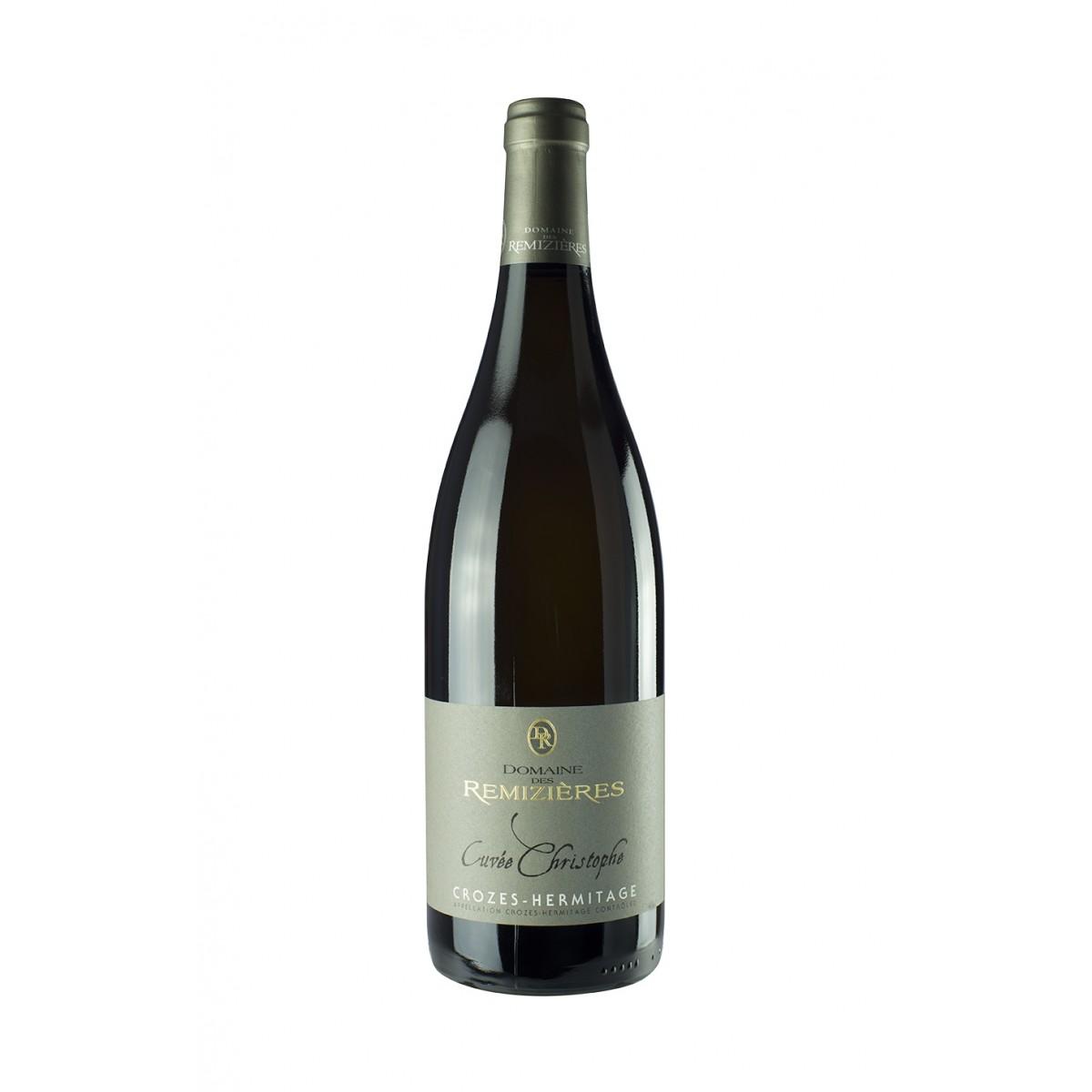 """Crozes-Hermitage """"Cuvée Christophe"""" Blanc 2014 - Domaine des Remizieres"""
