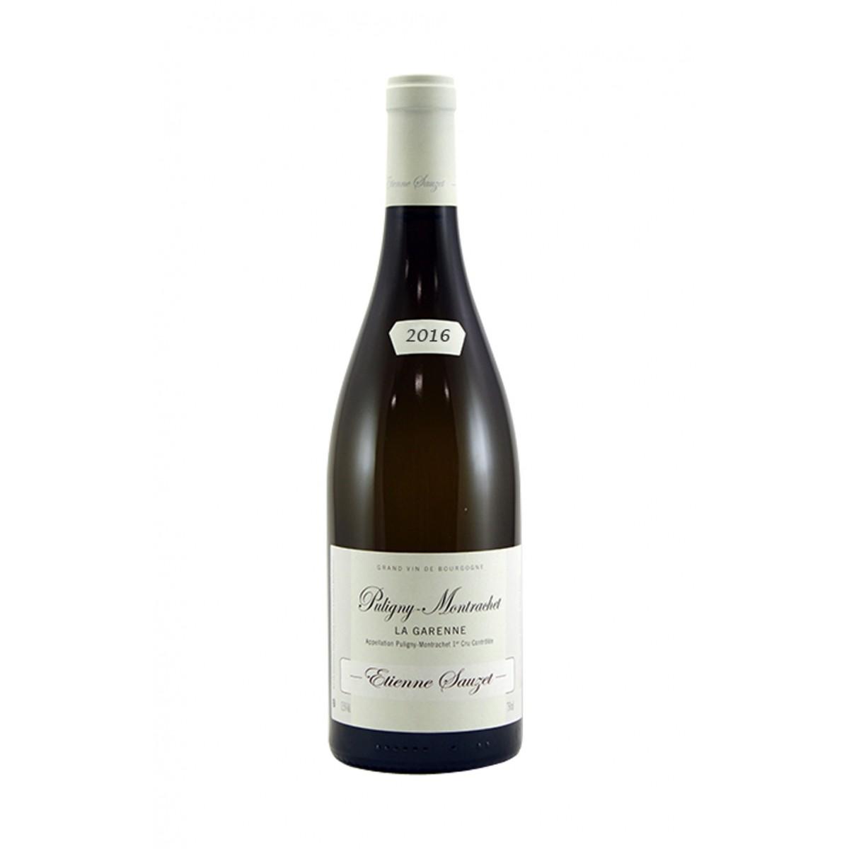 Puligny-Montrachet 1er Cru La Garenne 2016 - Domaine Etienne Sauzet
