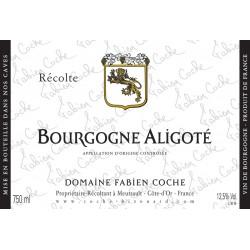 BOURGOGNE ALIGOTE AOC 2015 ALICE ET OLIVIER DE MOOR