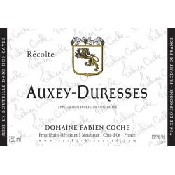 Auxey Duresses Blanc 2016 - Domaine Fabien Coche