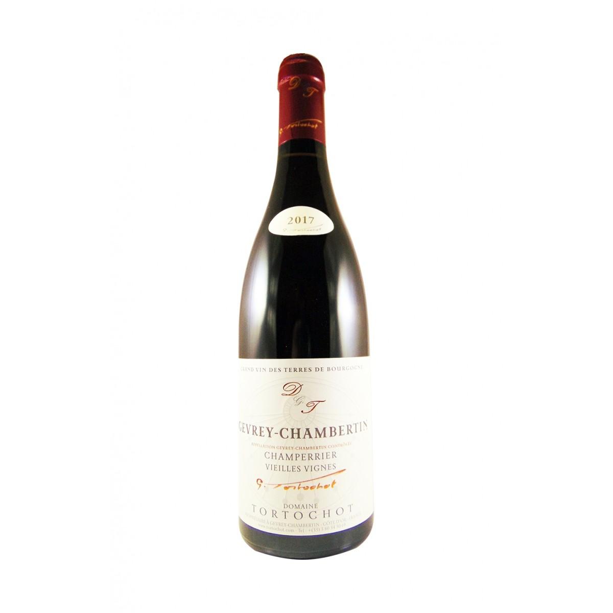 Gevrey Chambertin 1er Cru Champerrier Vieilles Vignes 2017 - Domaine Tortochot