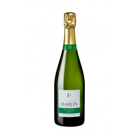 Champagne Cuvée Tradition Brut - Harlin Père et Fils