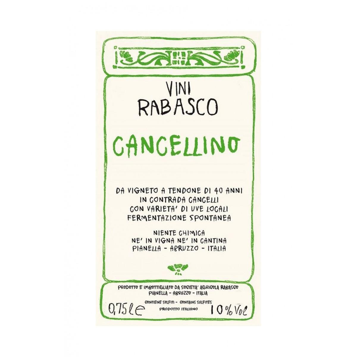 Cancellino - Soc. Agr. Rabasco