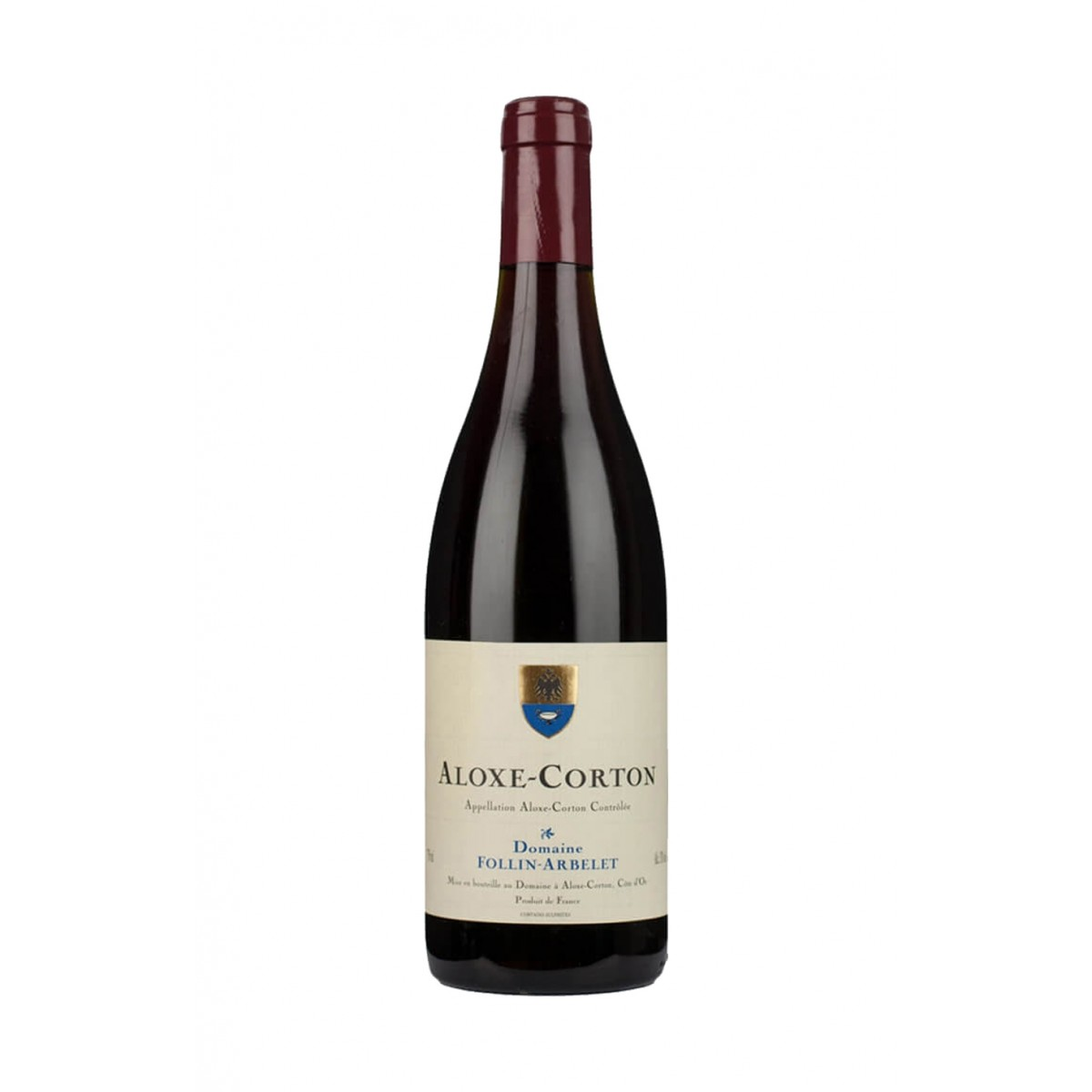 Aloxe Corton Village Rouge 2017 - Domaine Follin-Arbelet