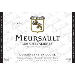 Mersault Les Chevalières 2016 - Domaine Fabien Coche