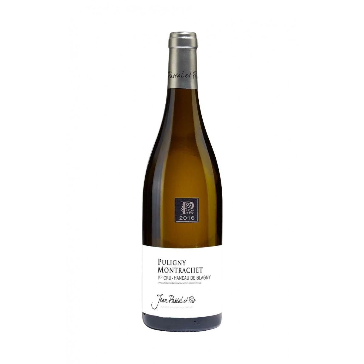 Puligny-Montrachet 1er Cru Hameau de Blagny 2016 - Domaine Jean Pascal et Fils