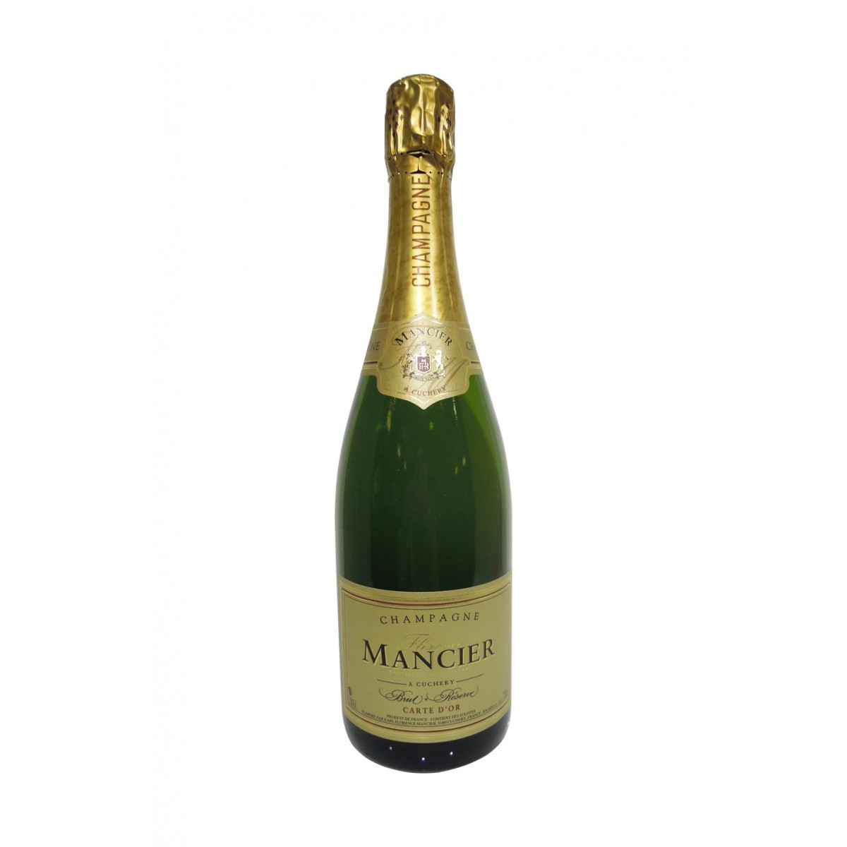 Champagne Brut Réserve - Florence Mancier