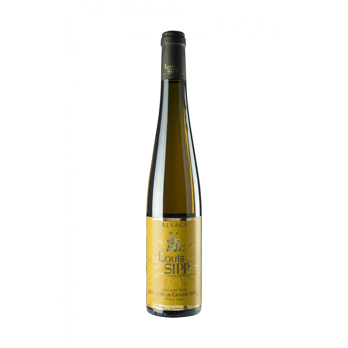 Pinot Gris Sel. de Grains Nobles 'Coeur de Tries' 2008 - Louis Sipp