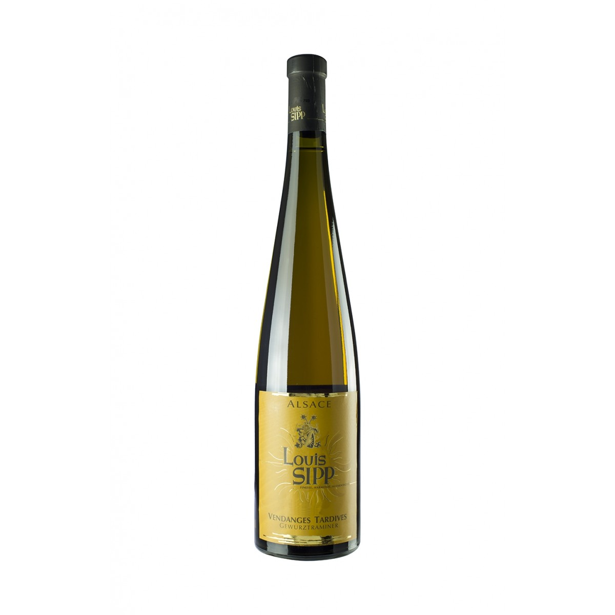 Gewurtztraminer Vendanges Tardives 2015 - Louis Sipp