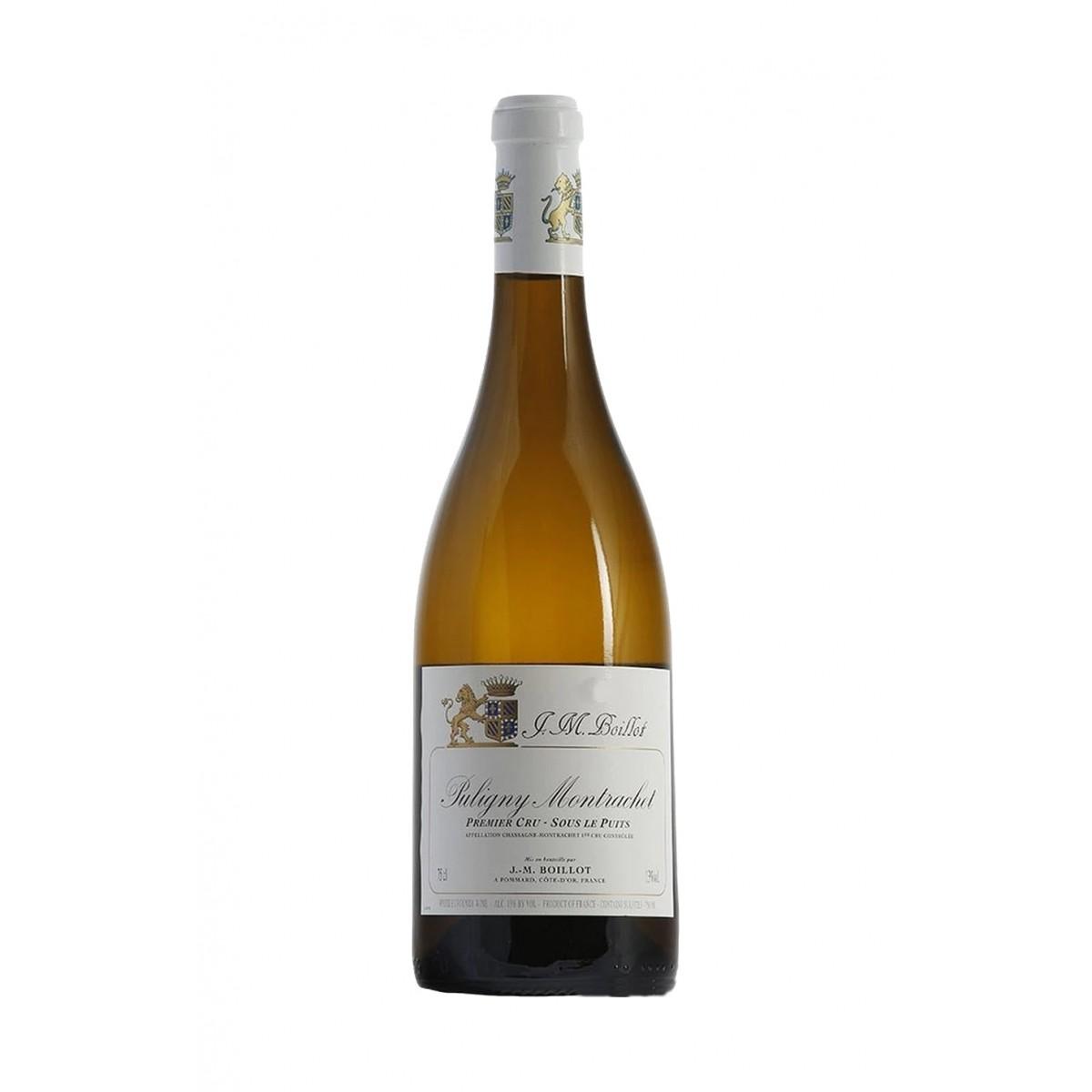 Puligny-Montrachet 1er Cru Sous les Puits 2016 - Domaine Jean Marc Boillot
