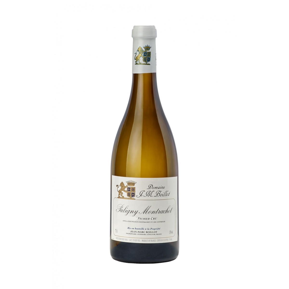 Puligny-Montrachet 1er Cru 2016 - Domaine Jean Marc Boillot