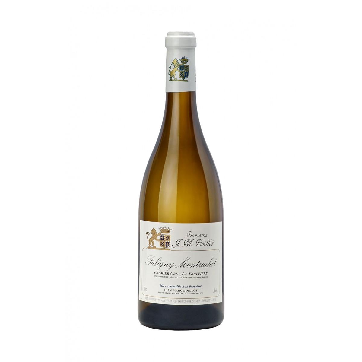 Puligny-Montrachet 1er Cru La Truffieres 2017 - Domaine Jean Marc Boillot