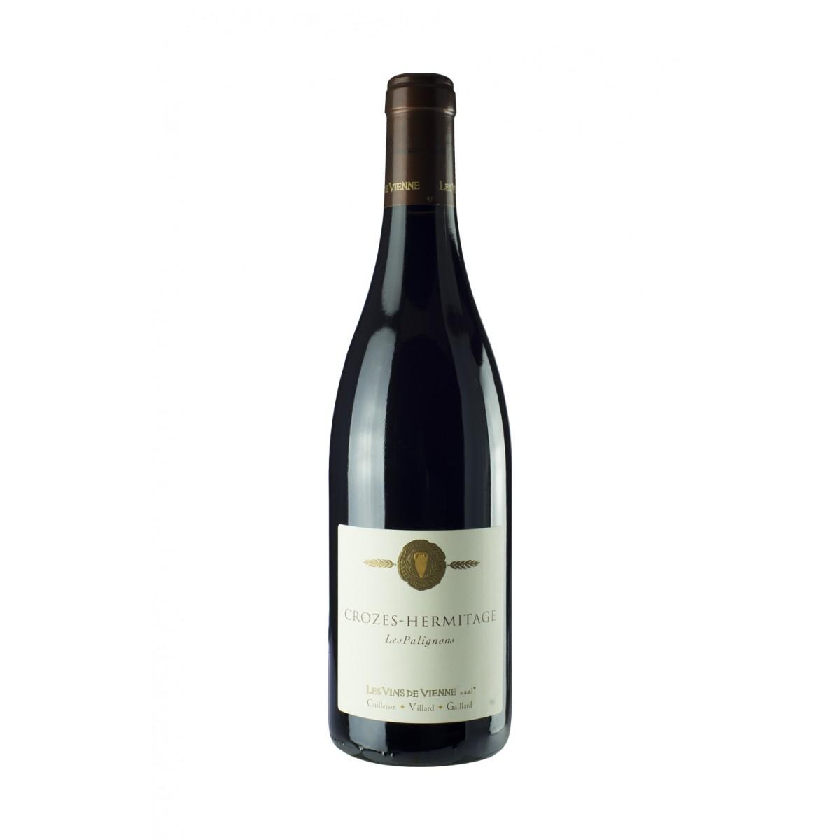 Crozes Hermitage Les Palignons 2013 - Les Vins de Vienne